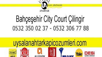 Bahçeşehir City Court Çilingir