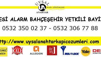 Desi Alarm Bahçeşehir Yetkili Bayii