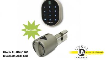 DESİ Utopic R-UBKC 100 Bluetooth Akıllı Kilit