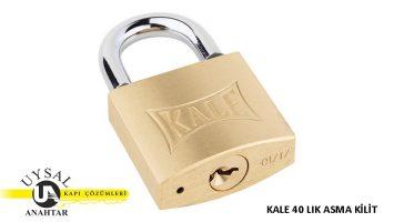 Kale Sarı Asma Kilit KD001/10-240