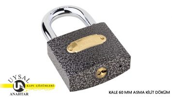Kale Asma Kilit Döküm KD001/10-160