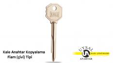 Kale Anahtar Kopyalama Fiam (çivi) Tipi