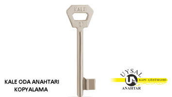 Kale Anahtar Kopyalama Oda Tipi