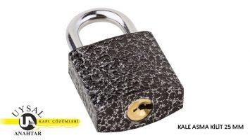 Kale Asma Kilit Döküm KD001/10-125
