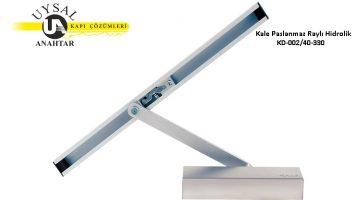 Kale Paslanmaz Raylı Hidrolik KD-002/40-330