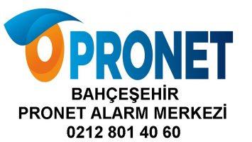 Bahçeşehir Pronet Alarm