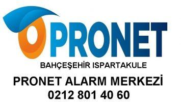 Bahçeşehir Ispartakule Pronet Alarm Merkezi
